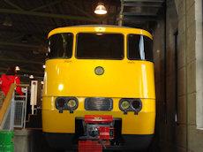 spoorwegmuseum trein